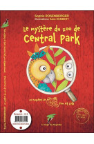 Le mystere du zoo de central park - the mystery of the central park zoo disappearances